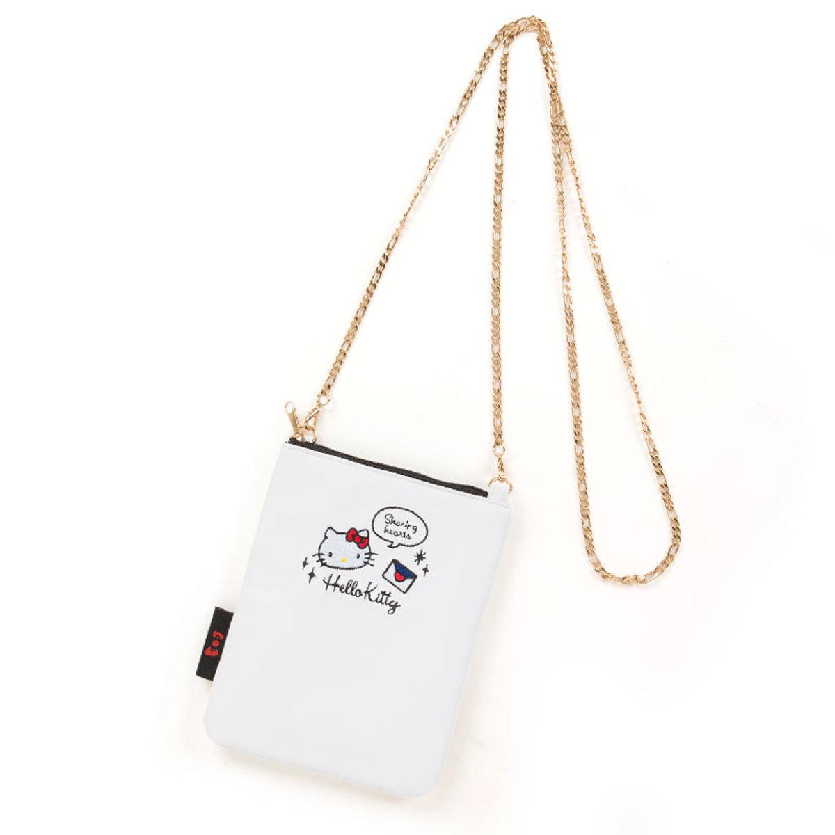 SANRIO   Shoulder bag with chain strap - Hello Kitty   HKTVmall ... 55209e7031