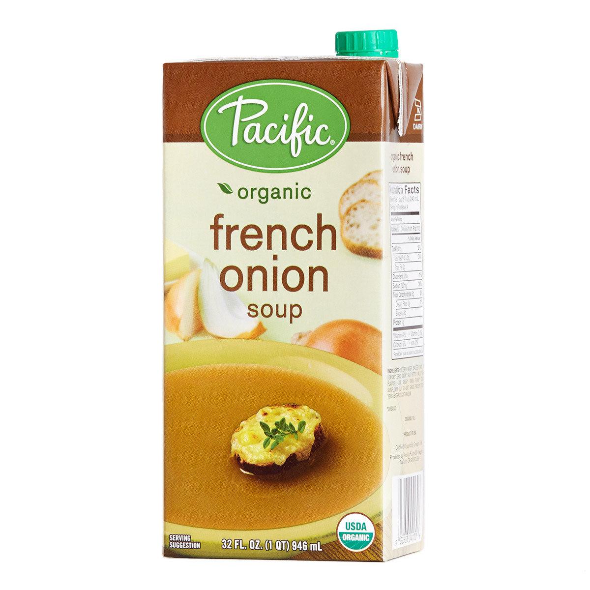 有機法國洋蔥湯