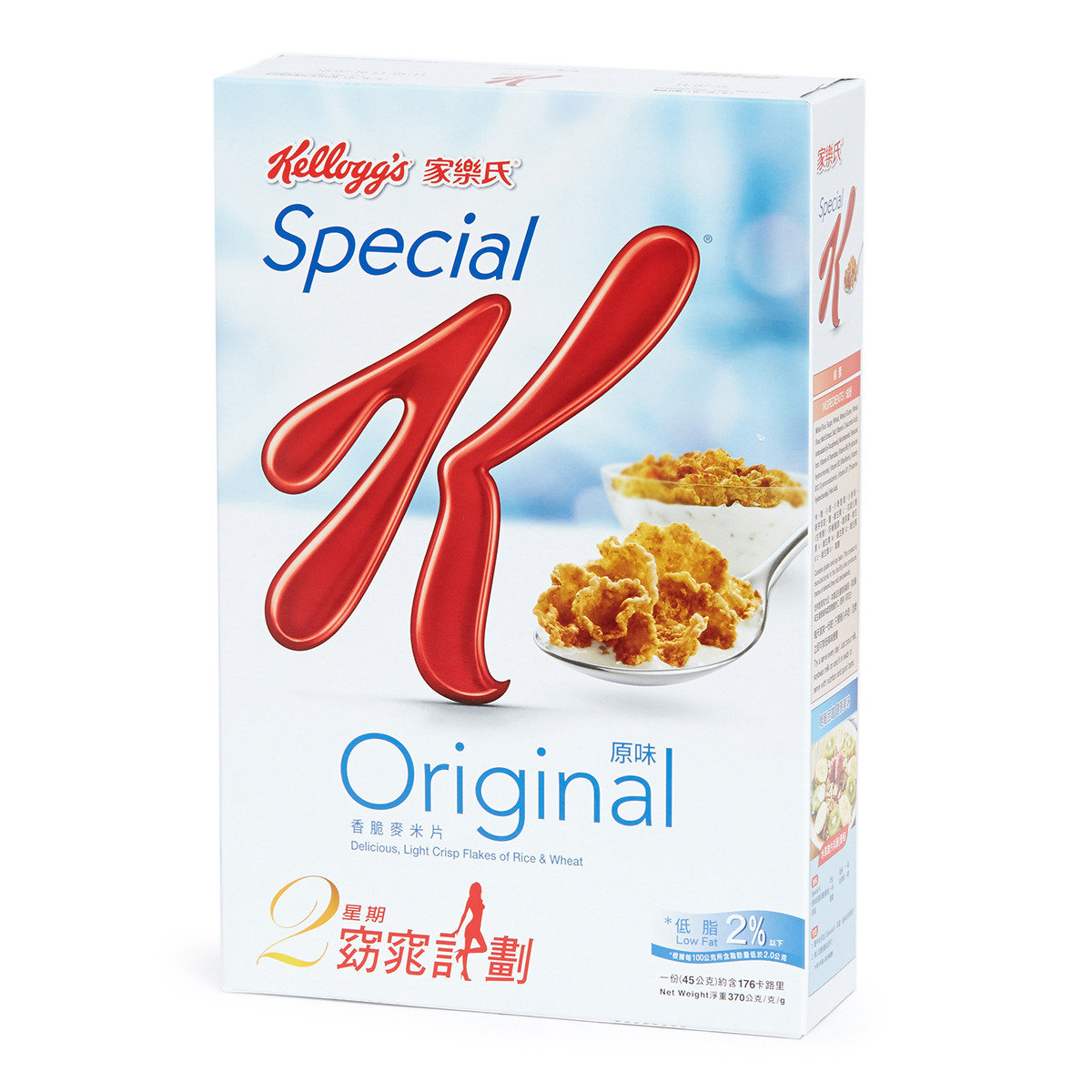 Special K原味香脆麥米片