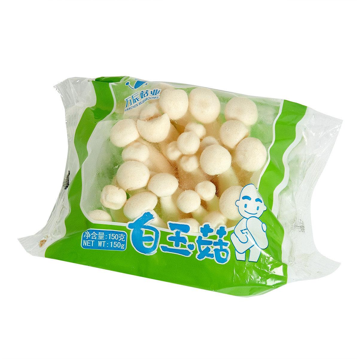白玉菇 (約100-200克)