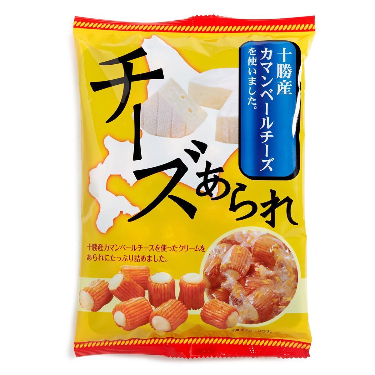 十勝軟芝士米餅