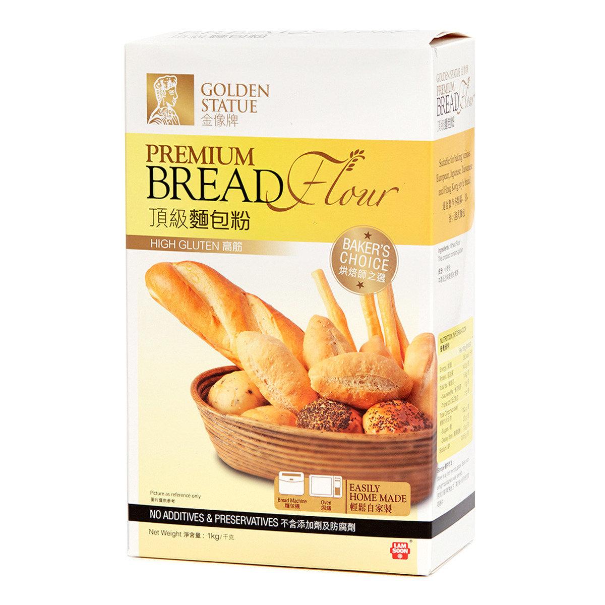 頂級麵包粉