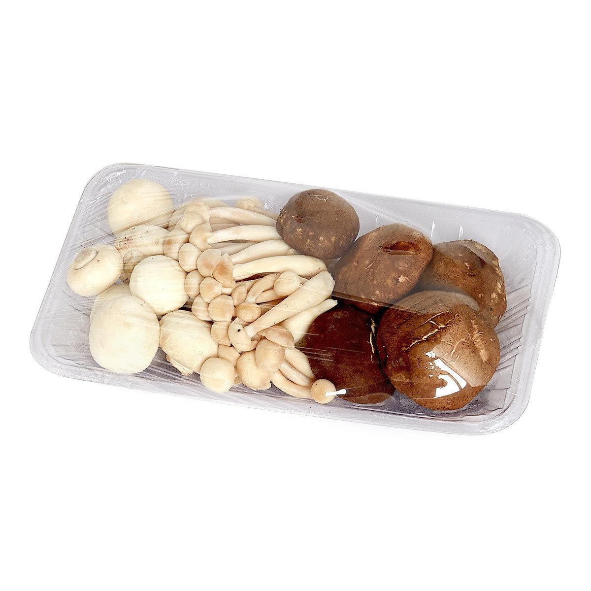 雜菇火鍋套餐A (約250-350克)