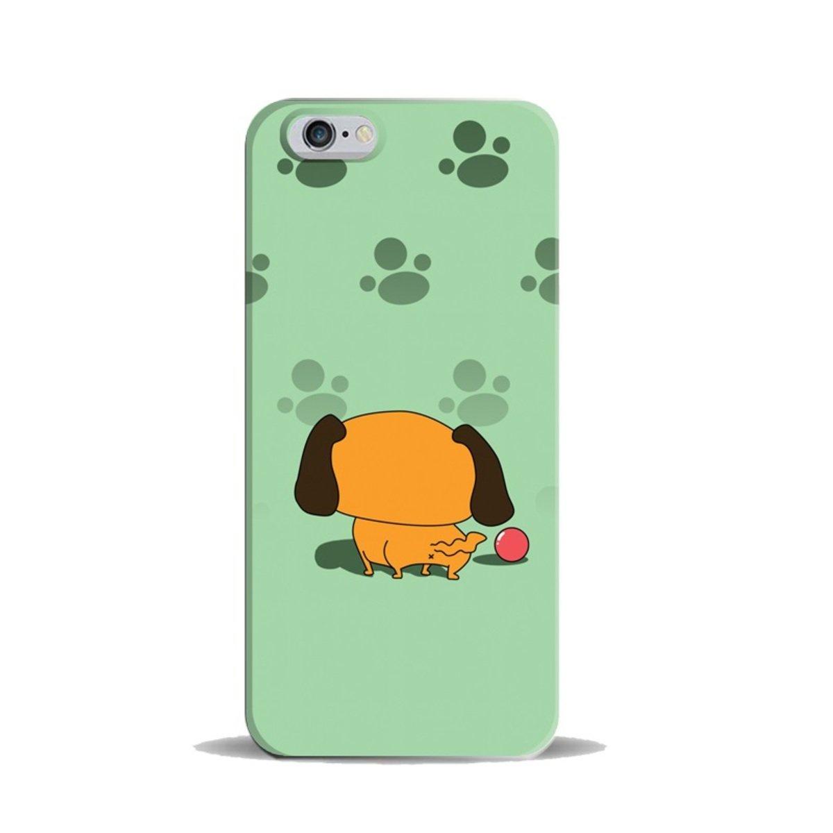 """iPhase - iPhone 6 (4.7"""") 手機膠殼電話保護套 4.7寸 (On..) (另有適合iPhone 6 Plus 5.5寸型號)"""