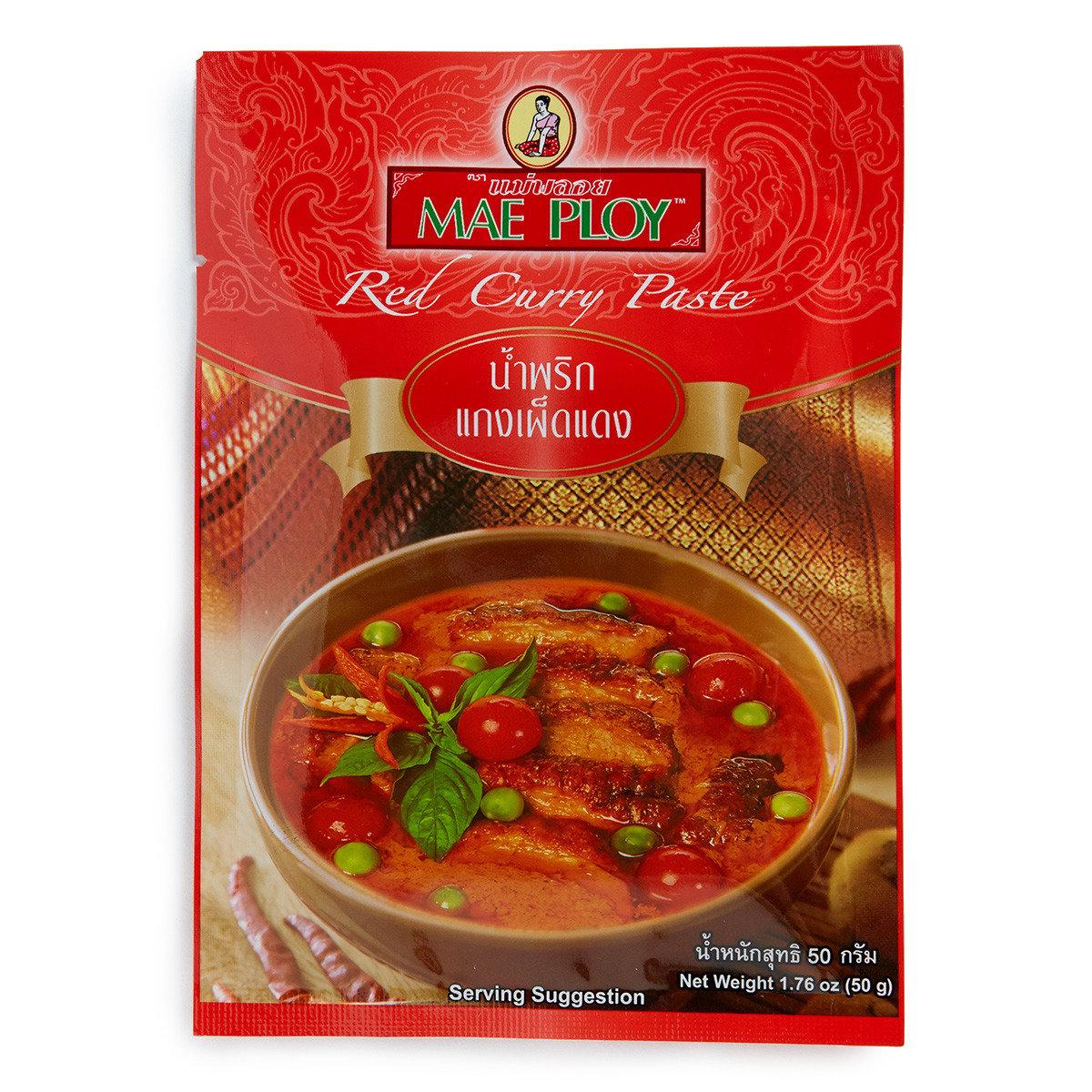 泰國紅咖喱