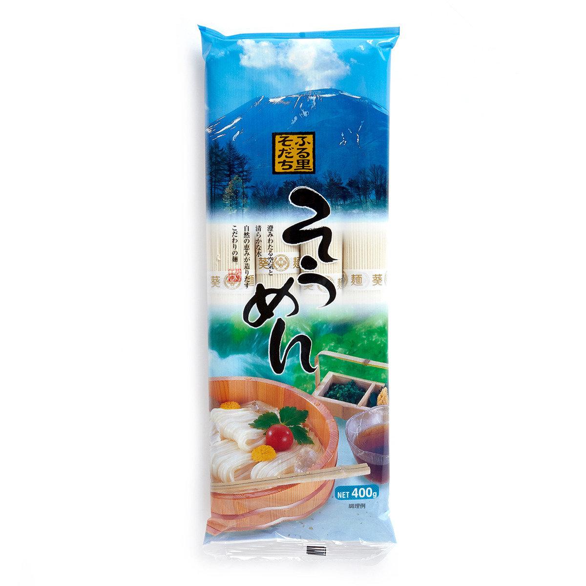 日本故里風味素麵