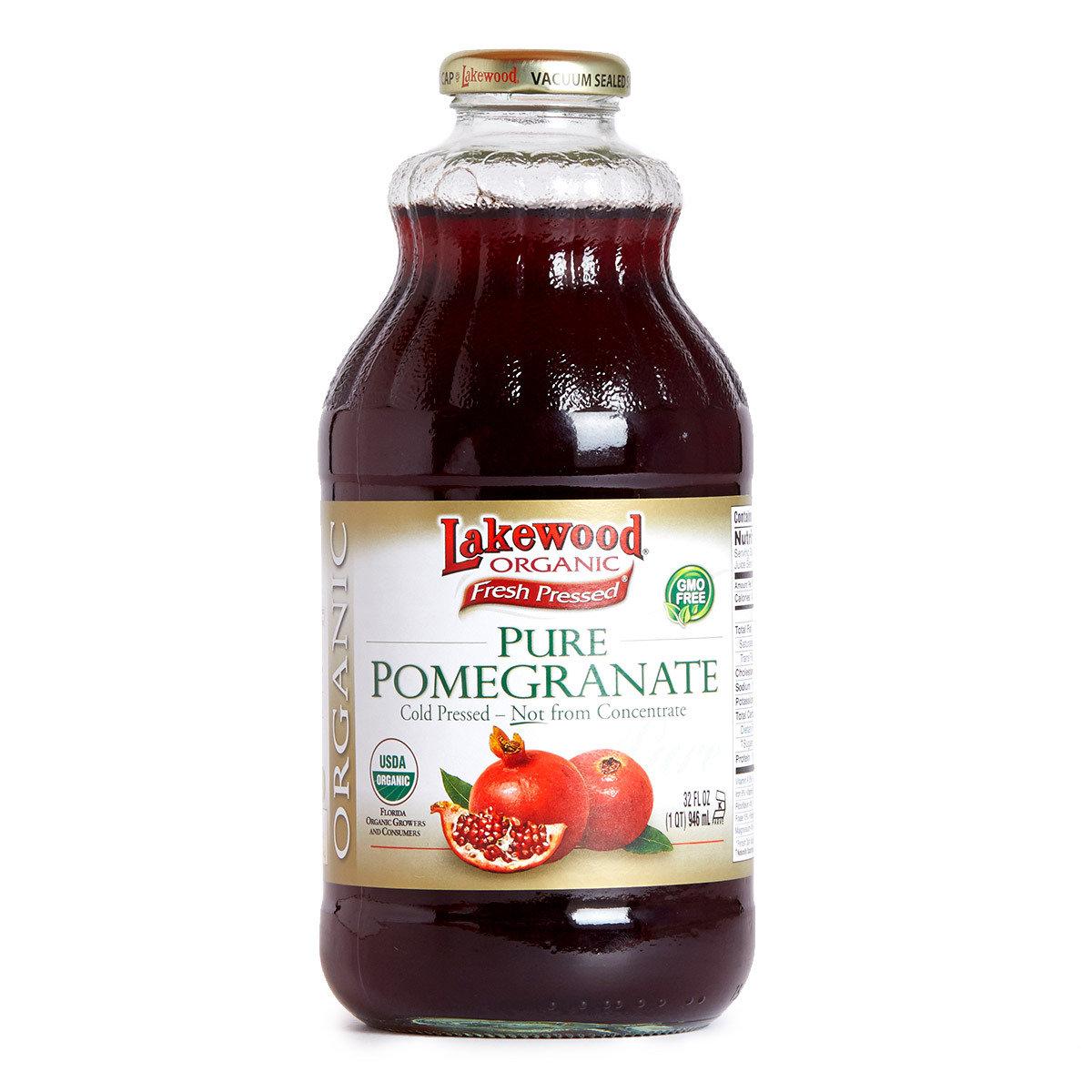 有機純紅石榴汁