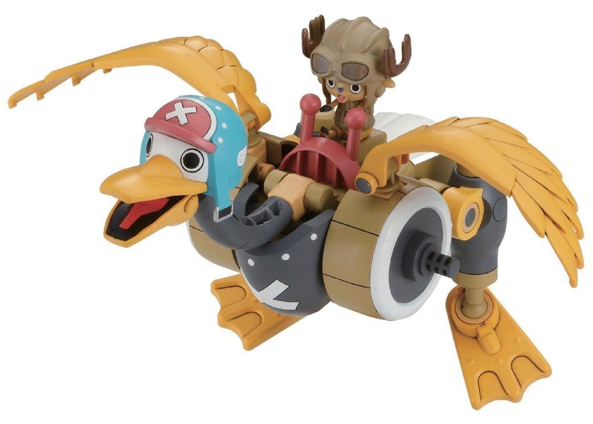 海賊王索柏機械人02 索柏飛翼