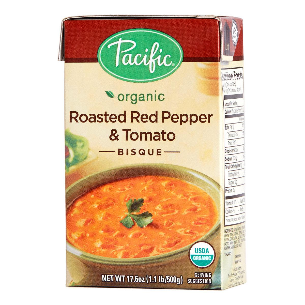 有機法式紅椒番茄濃湯