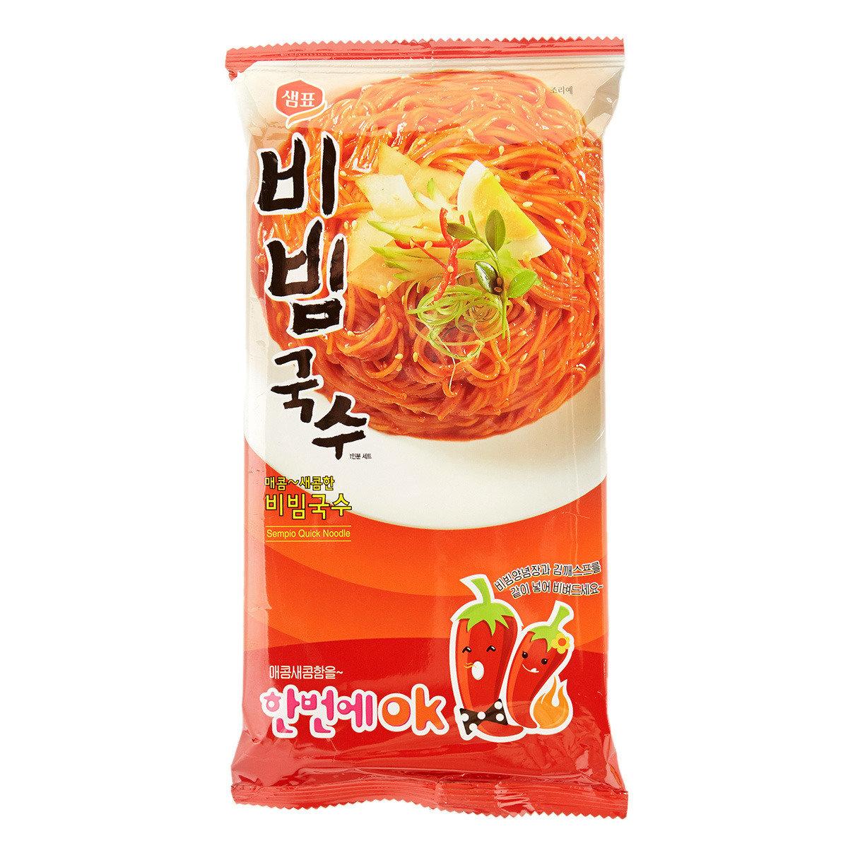 韓國辣醬拌麵