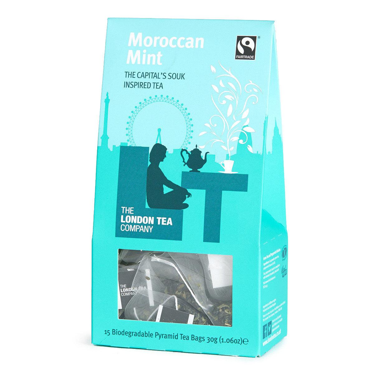 摩洛哥薄荷茶