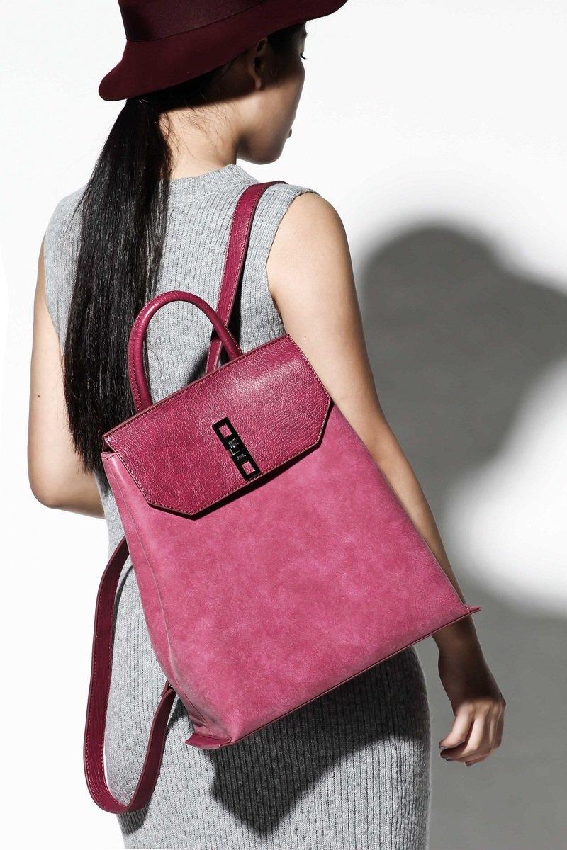 Shiloh-環保皮革,背包