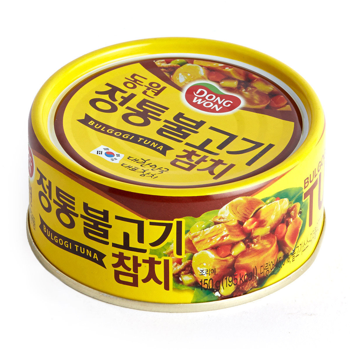 韓式烤肉醬吞拿魚