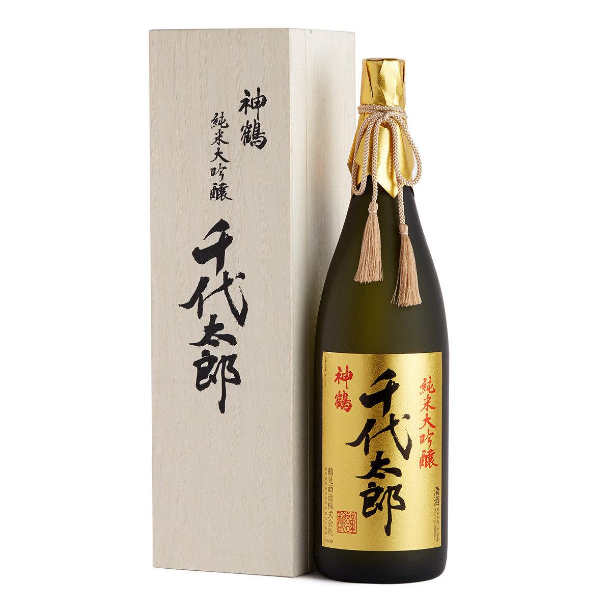 神鶴-純米大吟釀千代太郎 (日本直送)