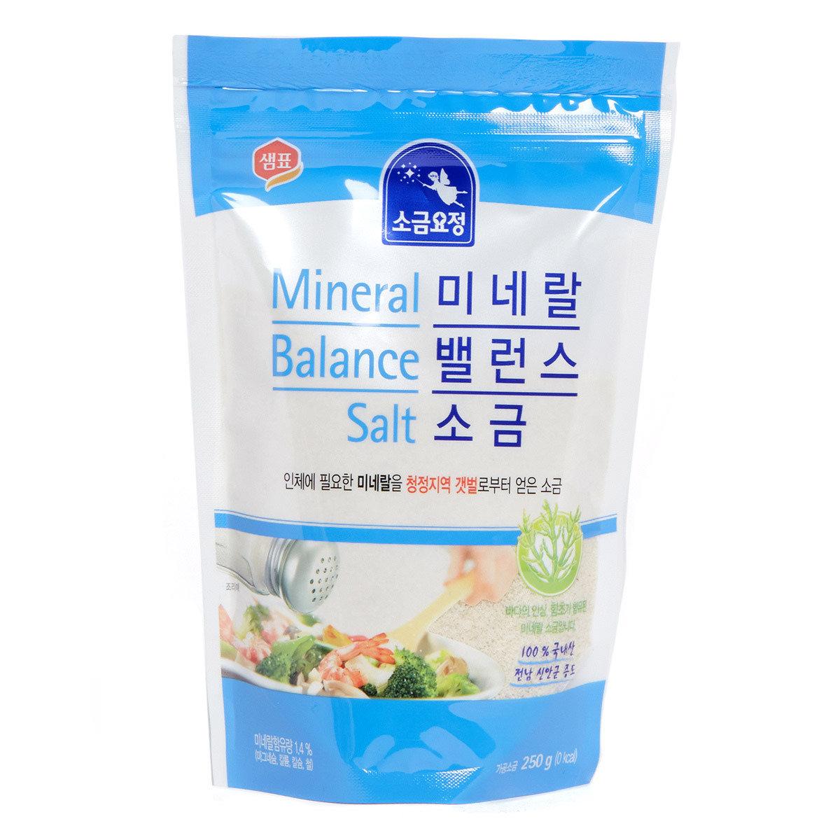 韓國均衡礦物鹽