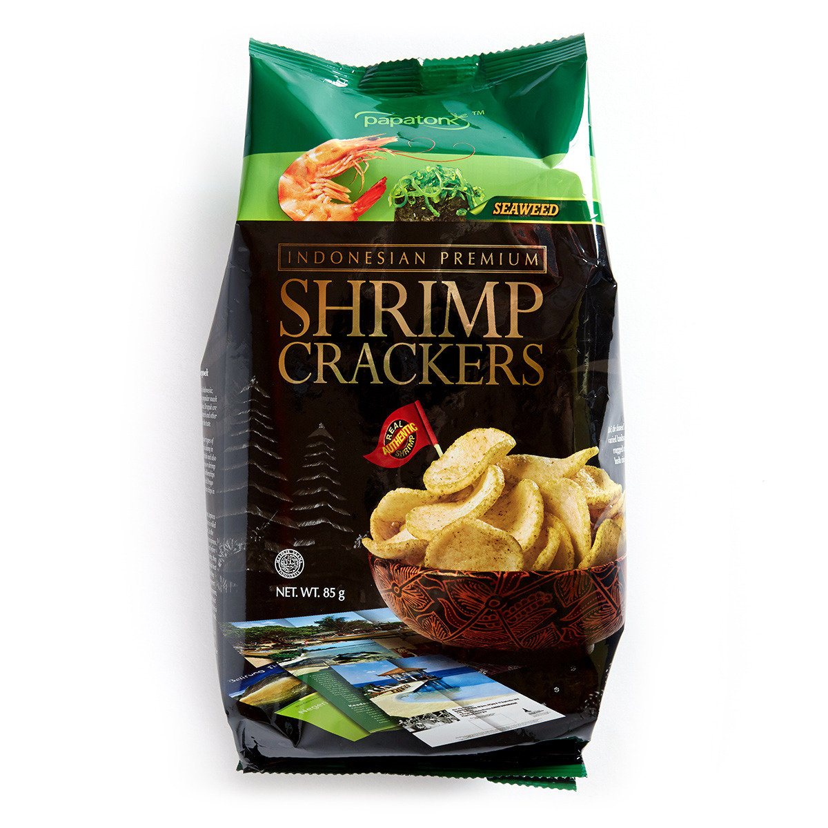 海苔味蝦片