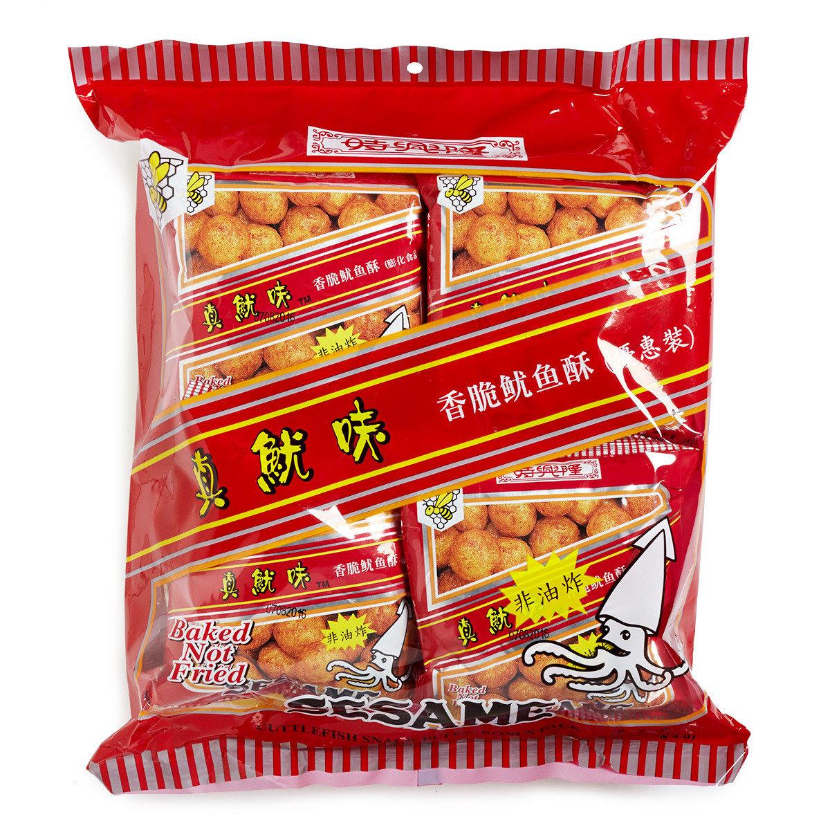 香脆魷魚酥 (優惠裝)
