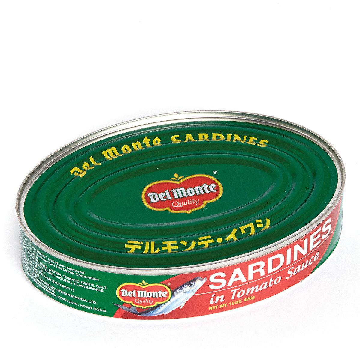 茄汁沙甸魚 (大罐)