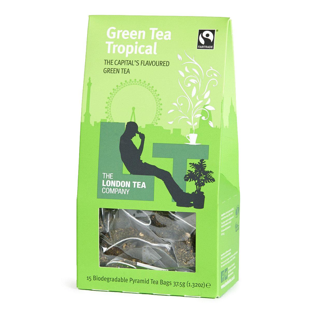 熱帶果園綠茶