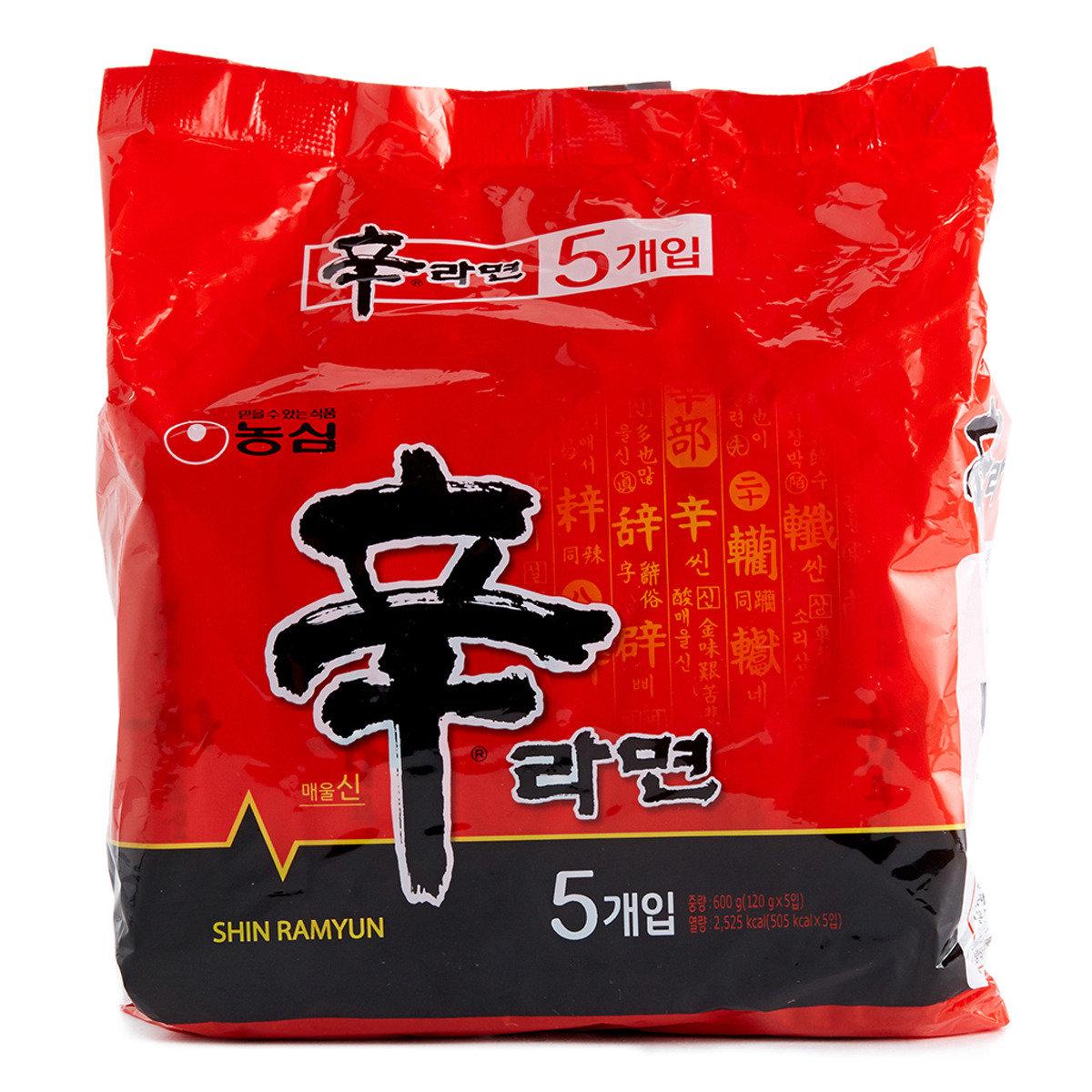 韓國版辛辣麵