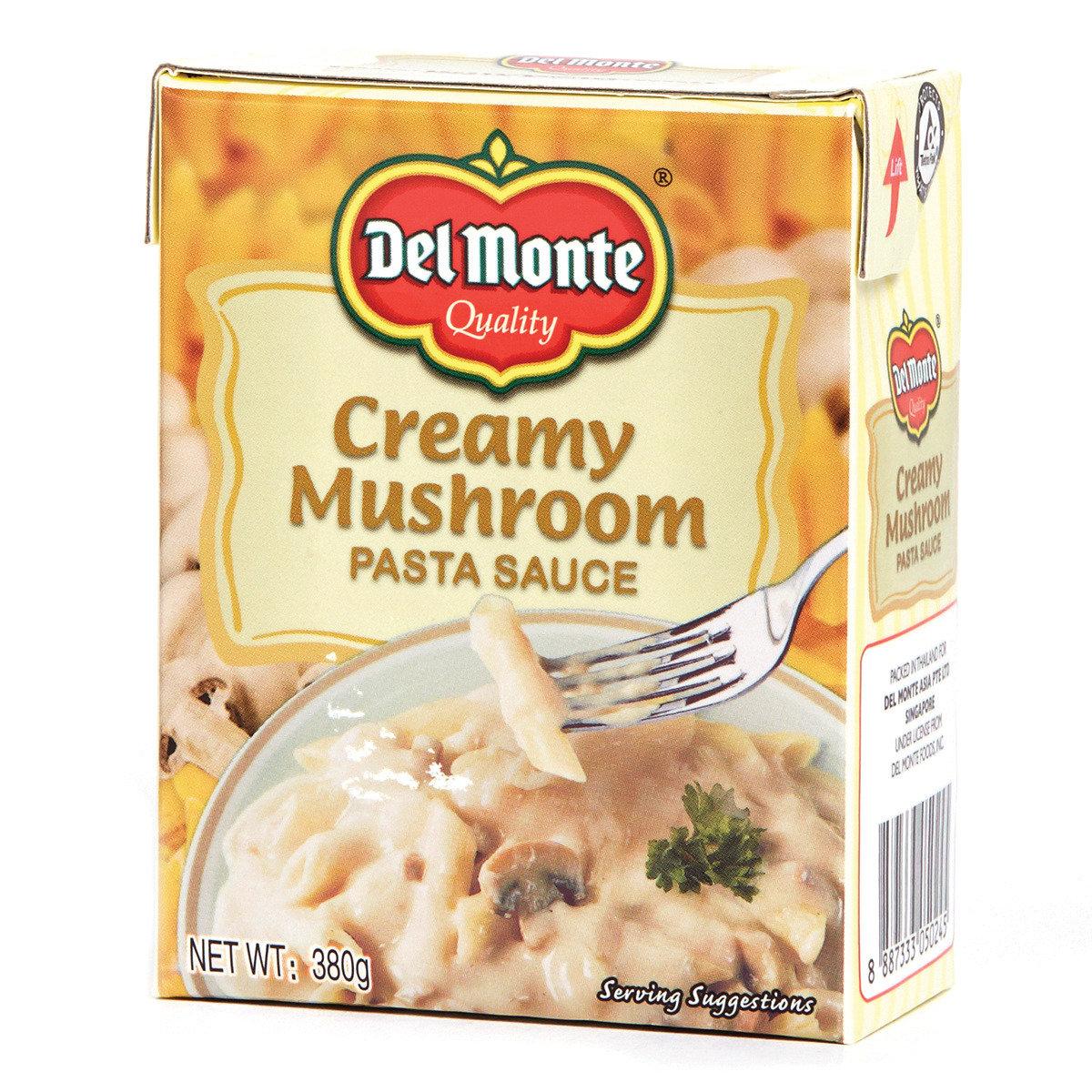忌廉蘑菇意粉醬