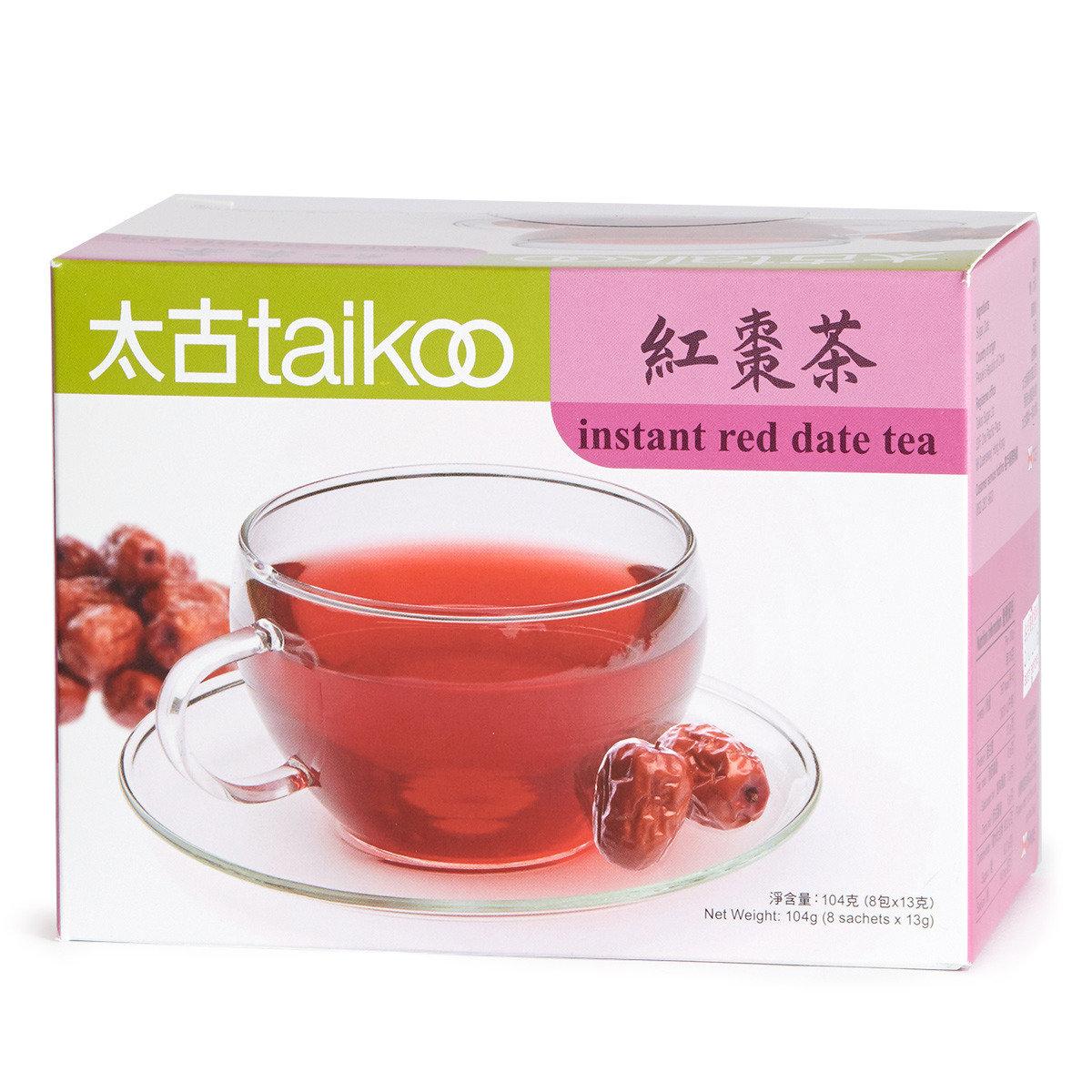 紅棗茶(賞味期限: 31/12/2016)
