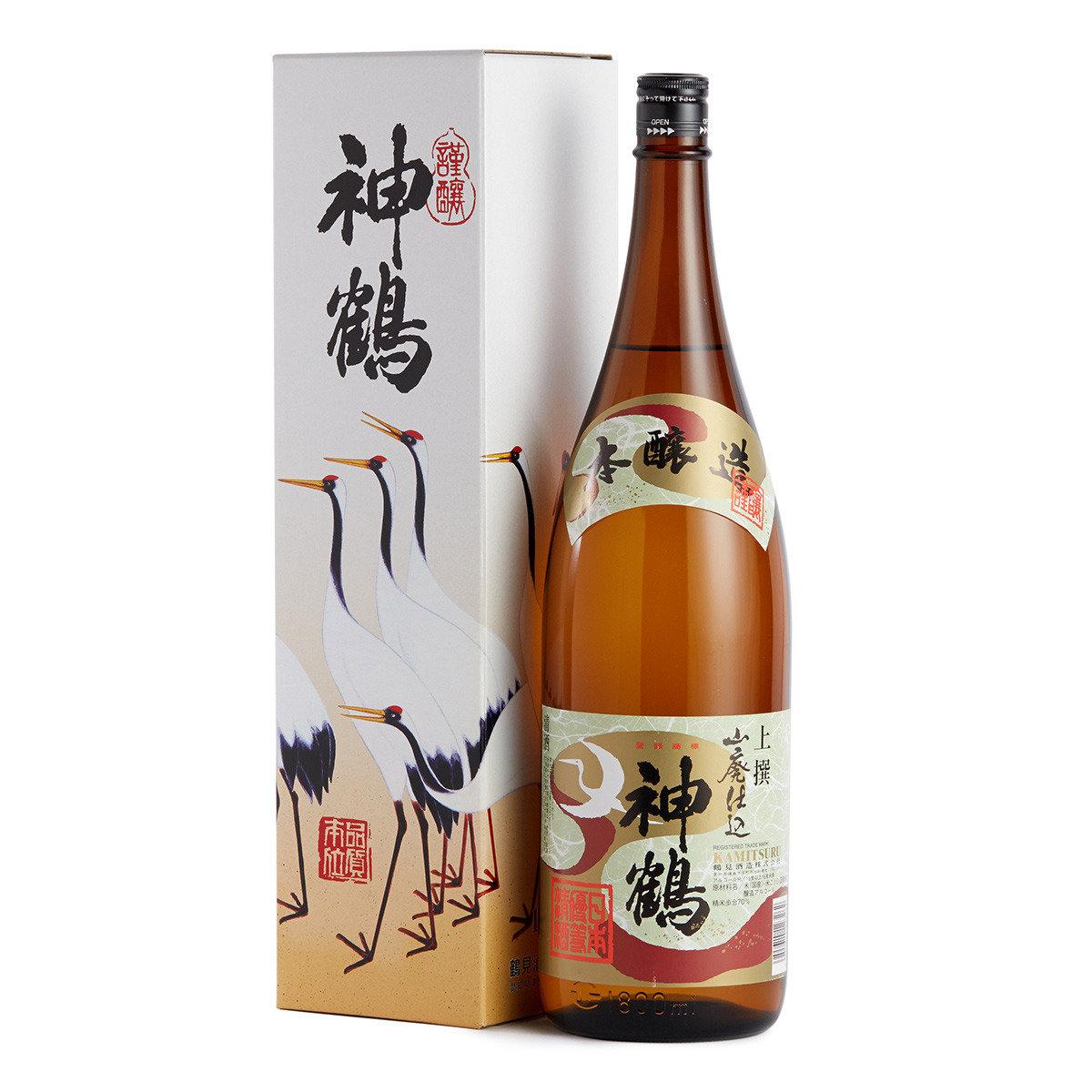 神鶴-本釀造 (日本直送)