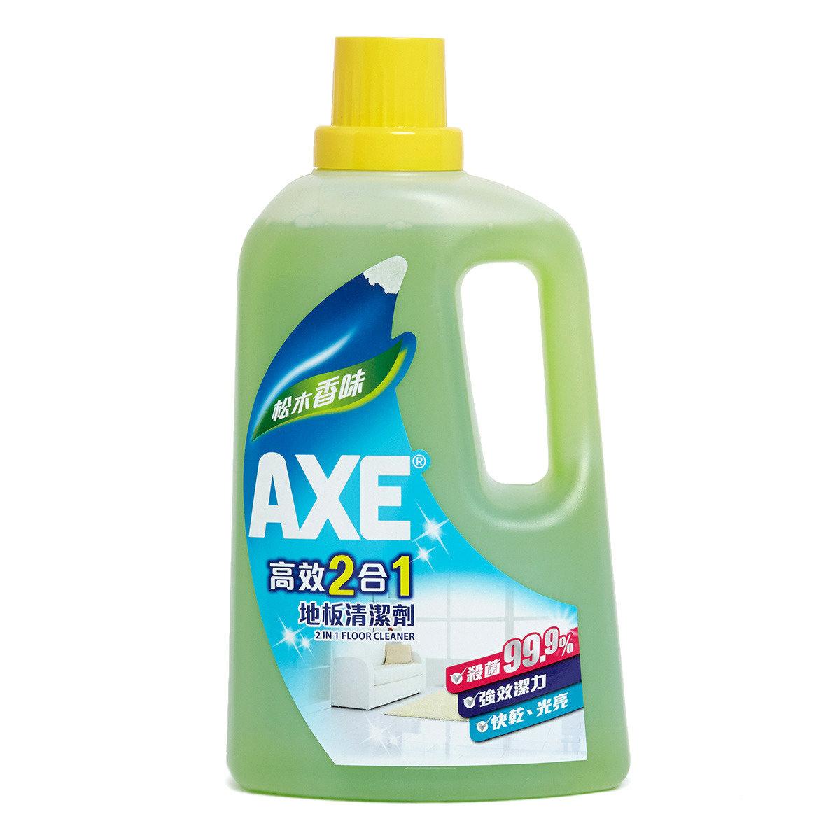 高效二合一地板清潔劑  - 松木香味