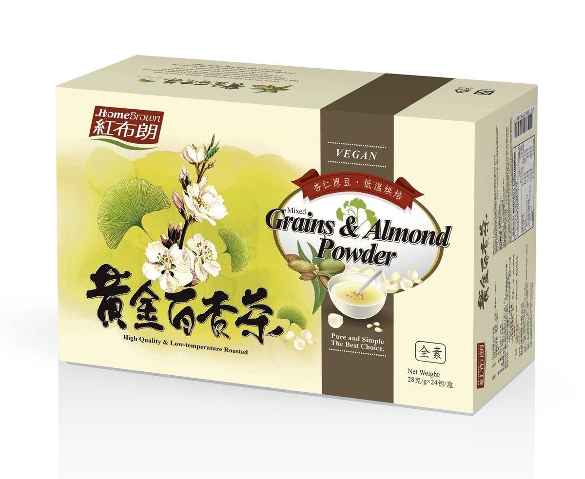 黃金百杏茶 (24入)(原味不加糖)