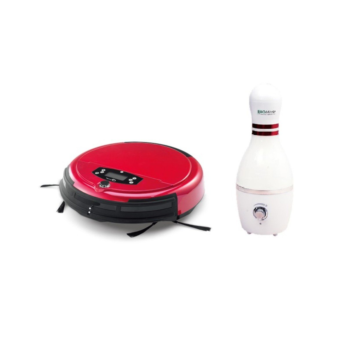 Intelligent Robot Cleaner智能吸塵機 送 加濕小保齡