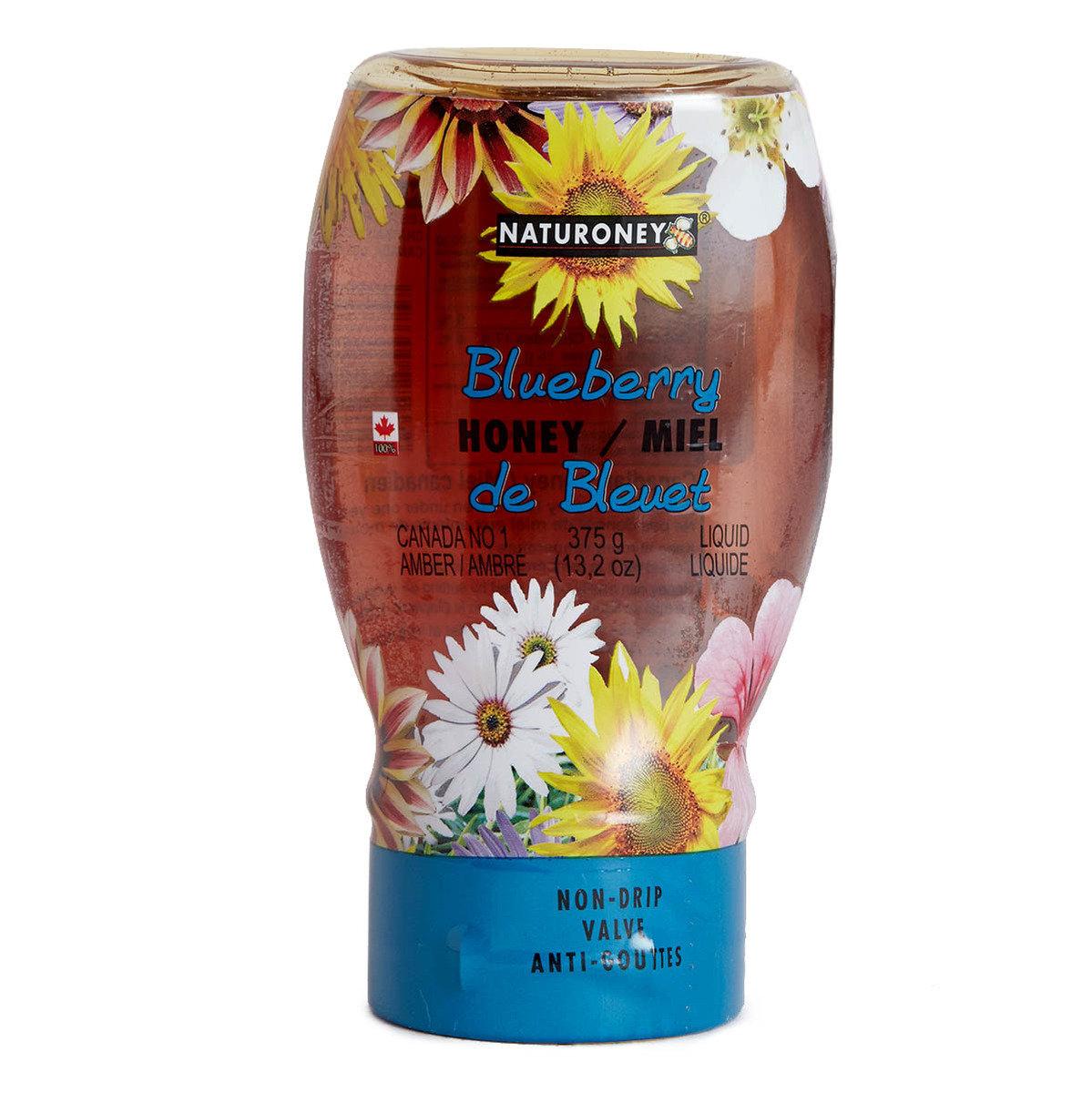 藍莓花蜂蜜