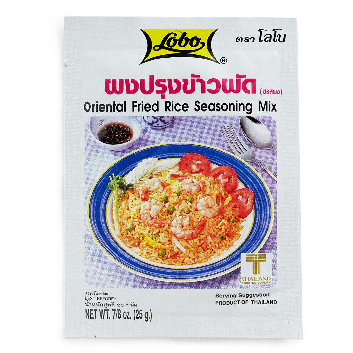 泰式炒飯料