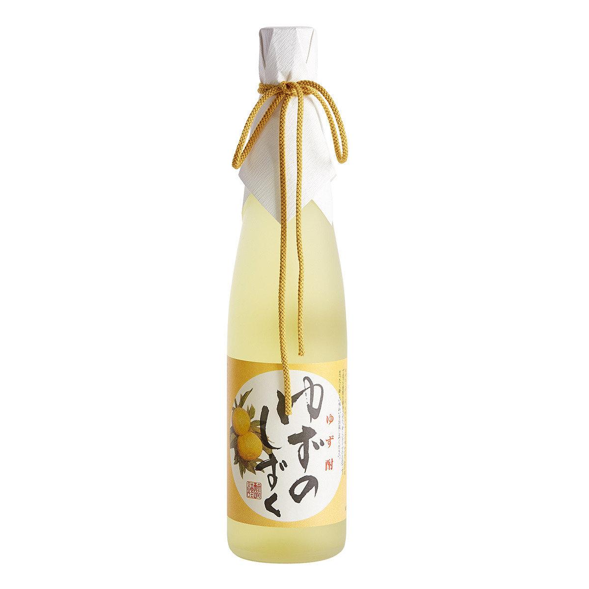 柚子酒 (日本直送)