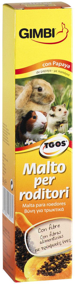 小動物木瓜酵素麥芽化毛膏