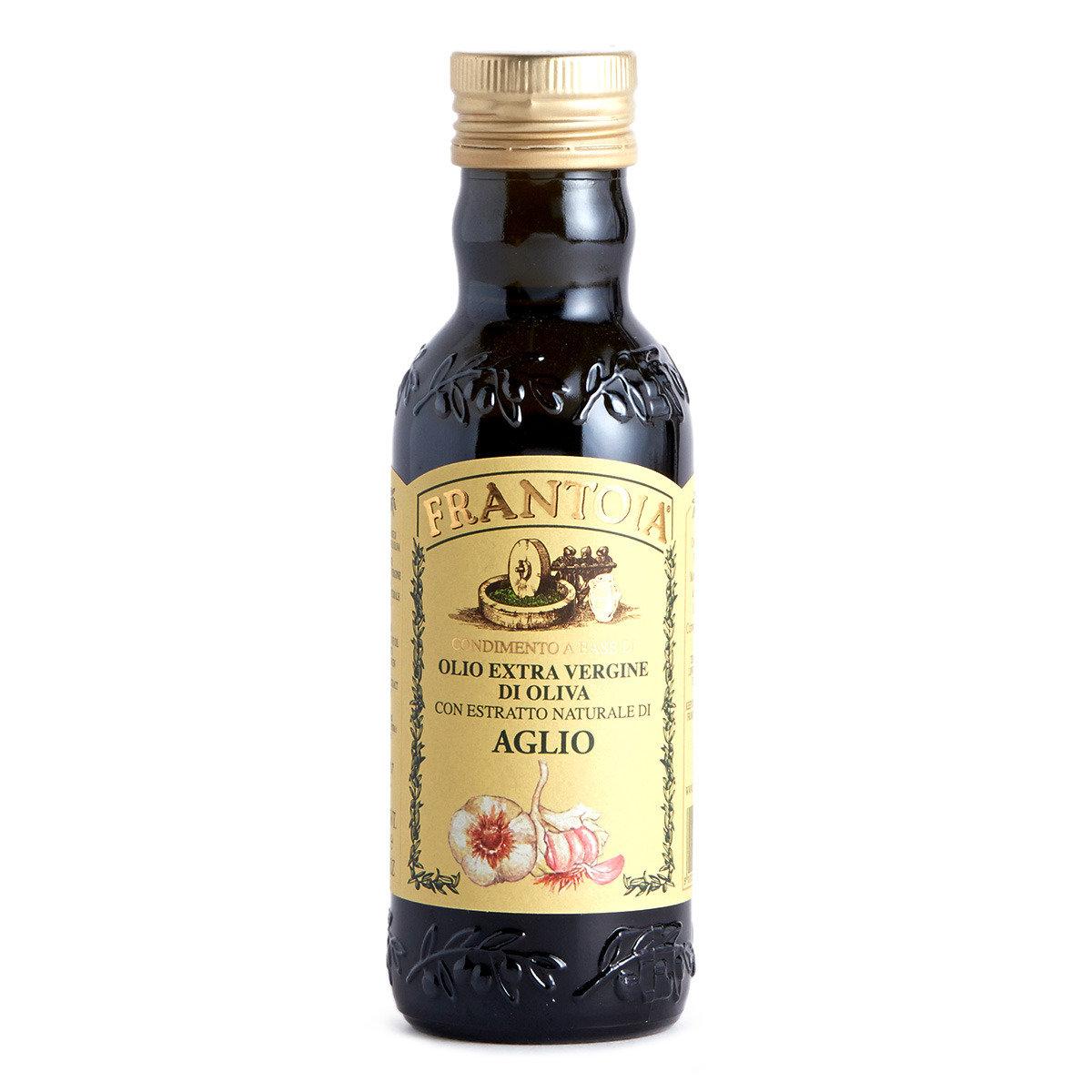 西西里特純初榨橄欖油 - 蒜味