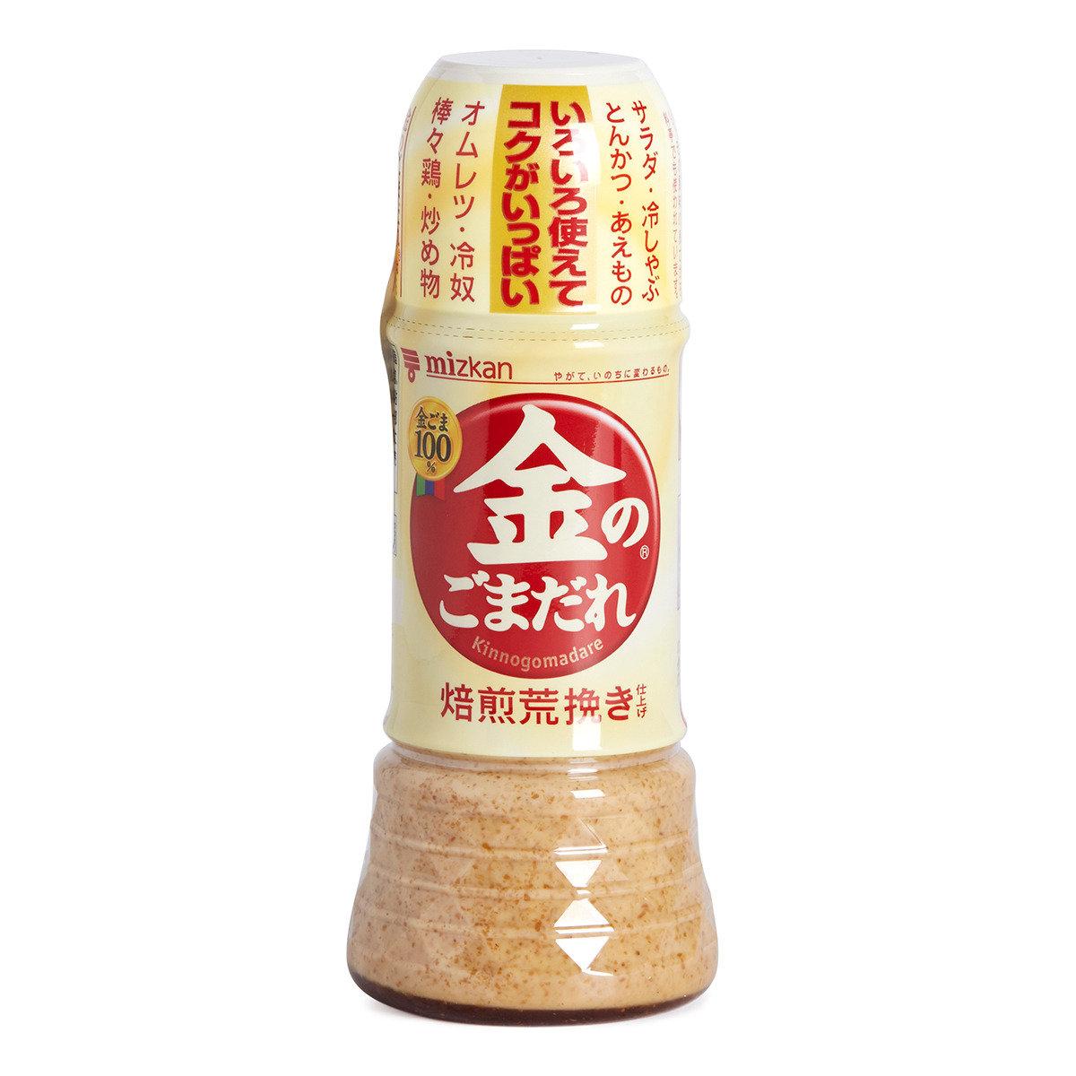 金芝麻醬(粗粒)
