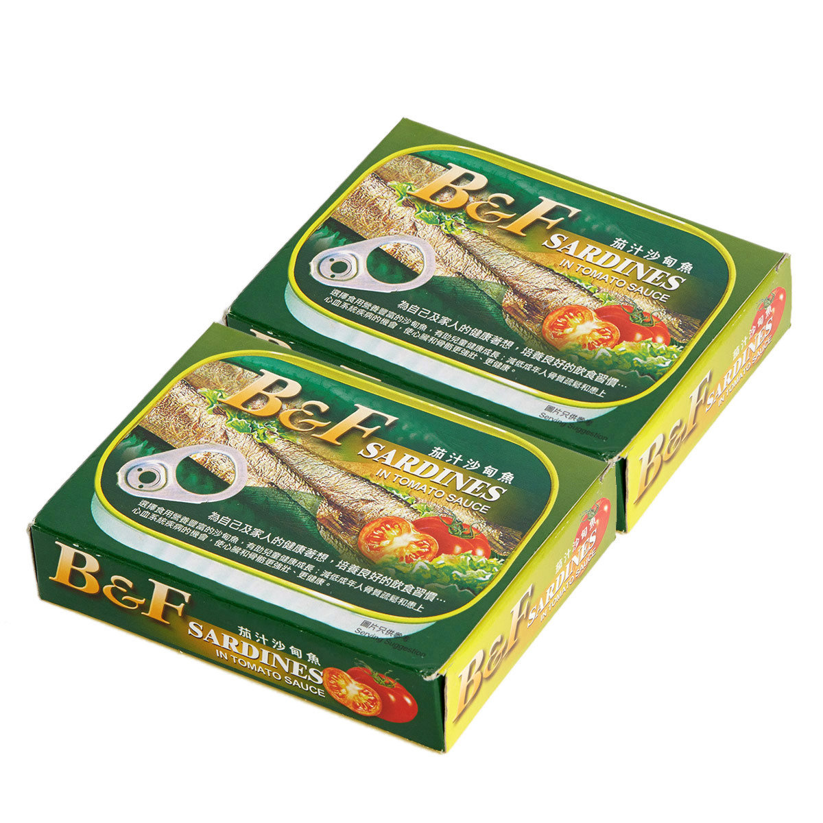 茄汁沙甸魚