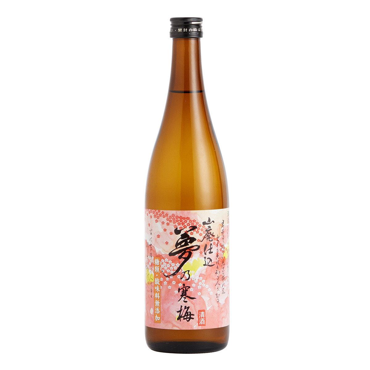 神鶴-普通清酒-夢乃寒梅 (日本直送)