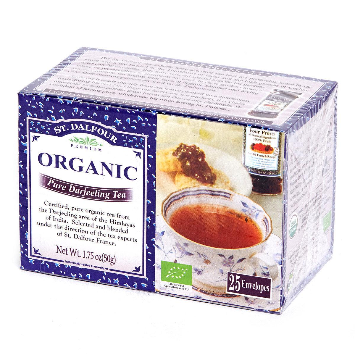 有機紅茶系列 - 大吉嶺紅茶