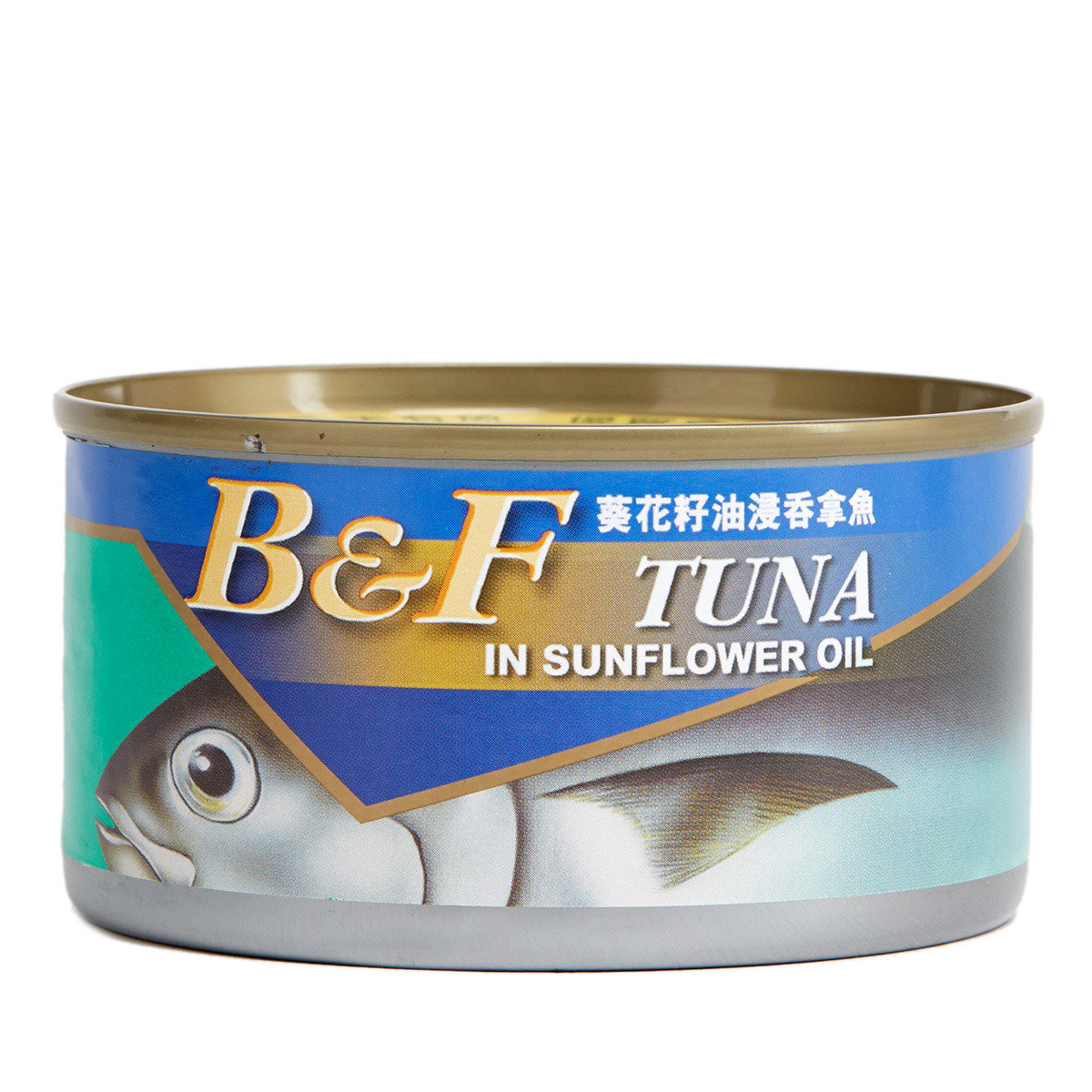葵花籽油浸吞拿魚
