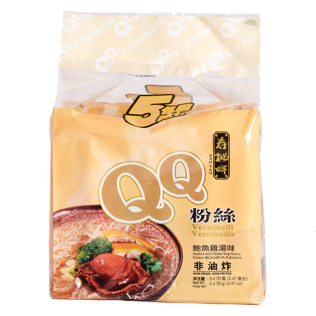 QQ粉絲 - 鮑魚雞湯味