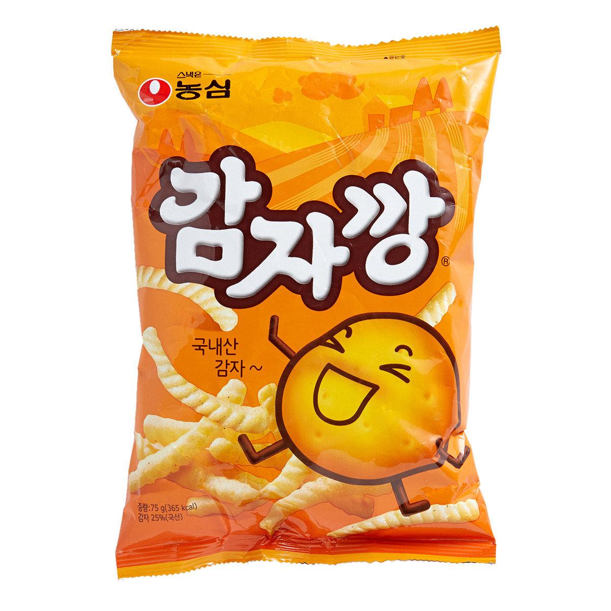 薯仔條(賞味期限: 21/12/2016)