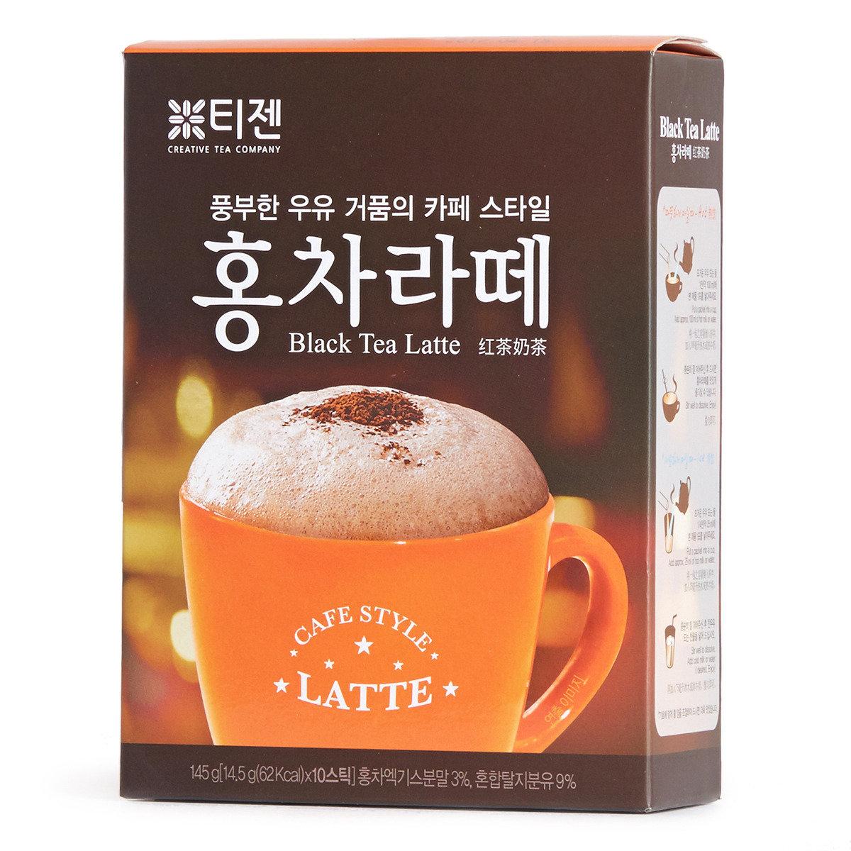 紅茶奶茶 (沖劑飲品)