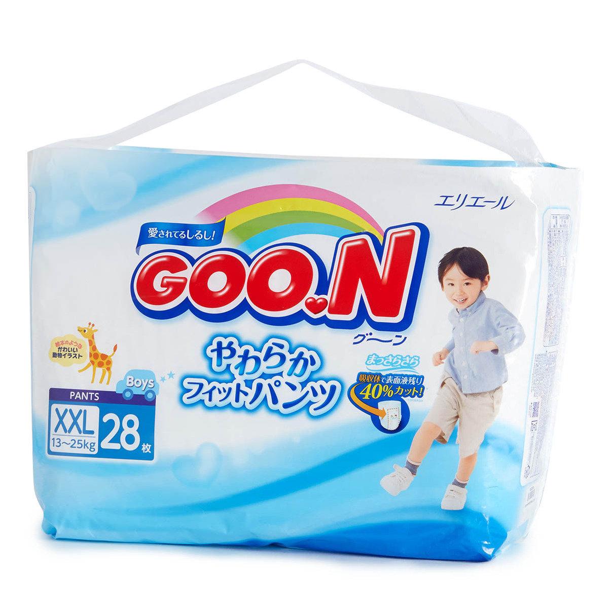 紙尿褲加加大碼 (男)