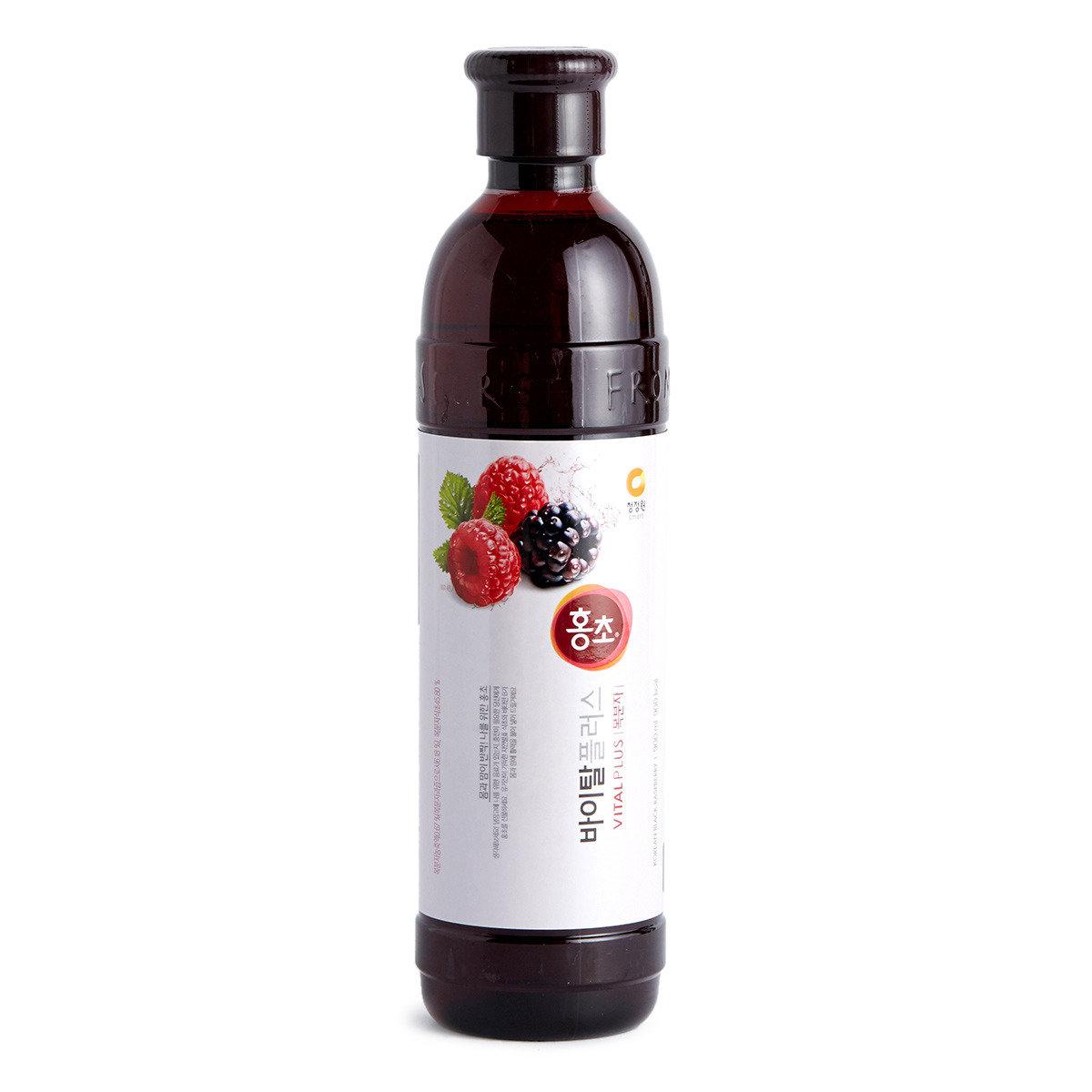 紅醋飲料 - 黑莓味