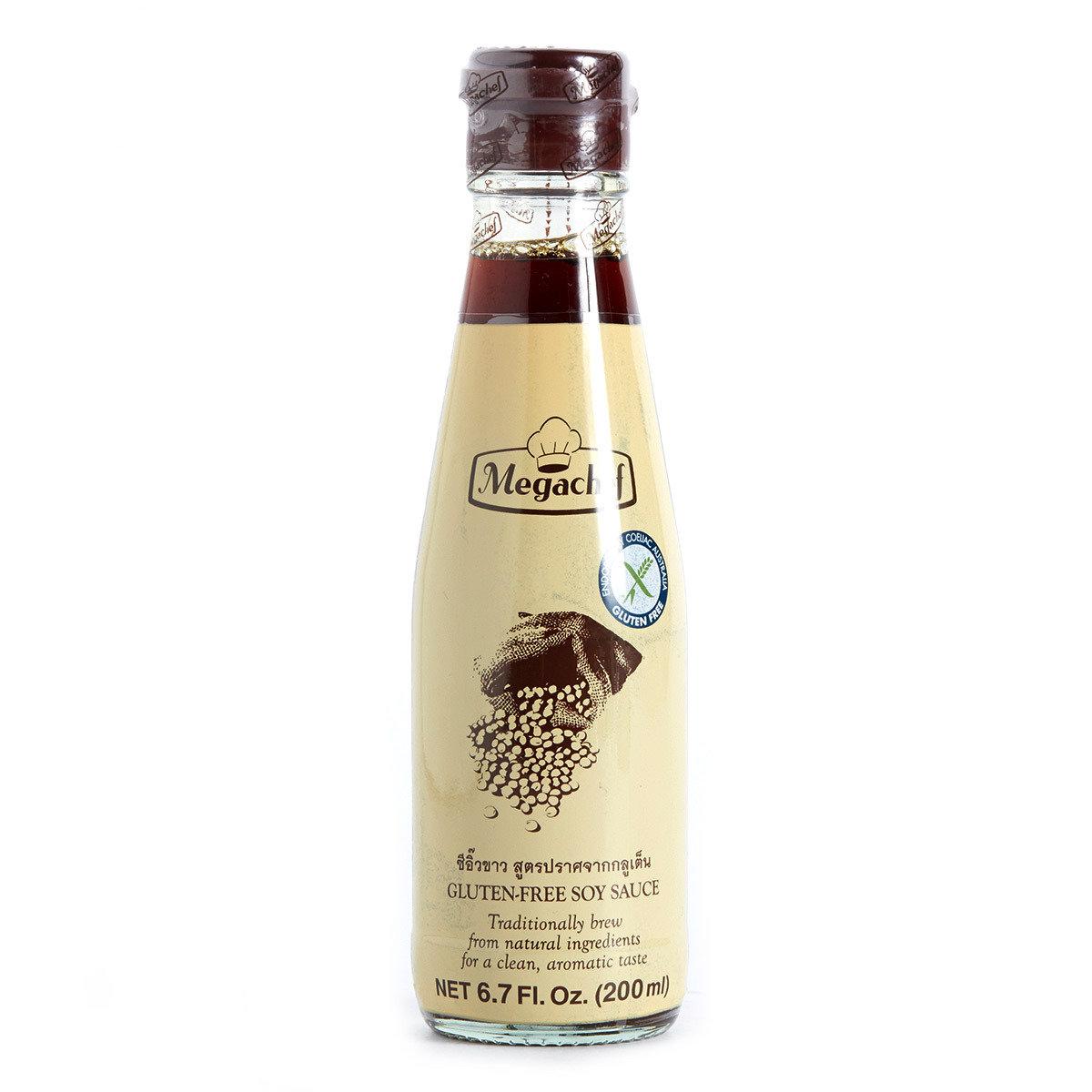 醬油 (不含麩質)