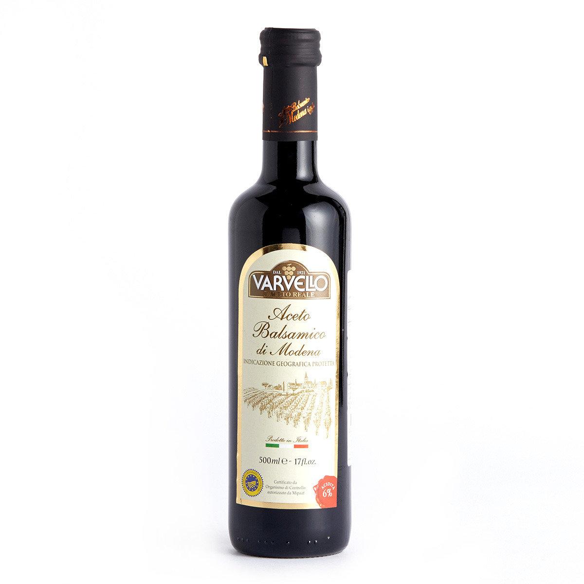 歐莉瓦維羅金牌摩典那產區認證黑酒醋