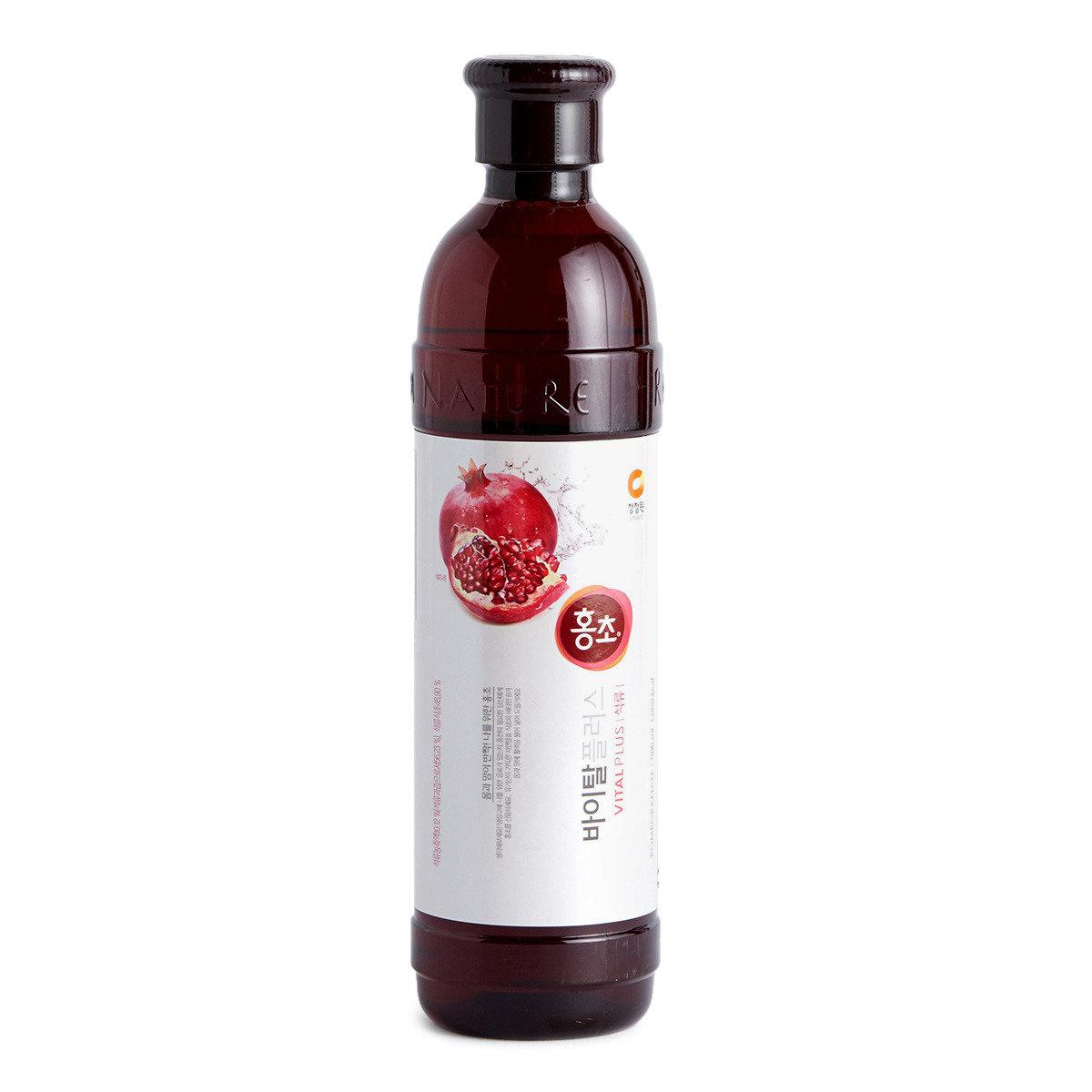 紅醋飲料 - 石榴味