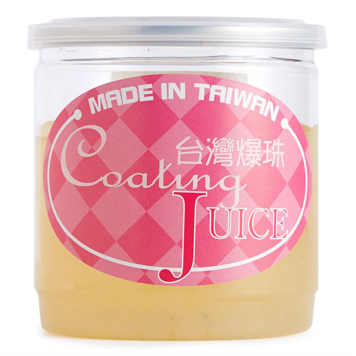台灣爆珠(荔枝味)x2罐