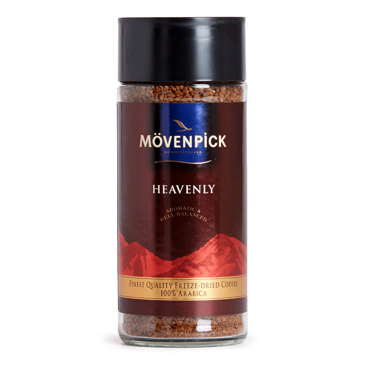 優質瑞士風味速溶咖啡粉